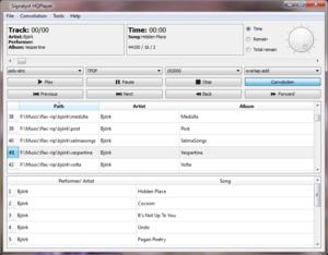 Hqplayerdesktop